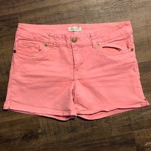 🖤 SALE! Seven7 Pink Shorts